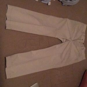 Dockers beige men's dress pants